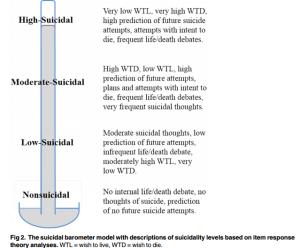 Suicide Risk Barometer